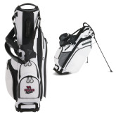 Callaway Hyper Lite 4 White Stand Bag-Wildcat Head Chico State