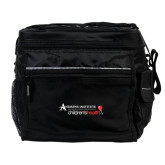 All Sport Black Cooler-Andrews Institute Logo