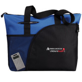Excel Royal Sport Utility Tote-Andrews Institute Logo