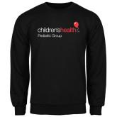 Black Fleece Crew-Pediatric Group