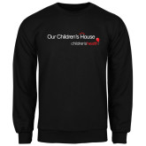 Black Fleece Crew-Our Childrens House