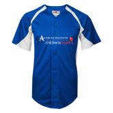 Replica Royal Adult Baseball Jersey-Andrews Institute