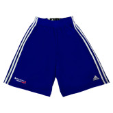 Adidas Climalite Royal Practice Short-Andrews Institute Logo