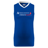Replica Royal Adult Basketball Jersey-Andrews Institute