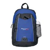 Impulse Royal Backpack-Andrews Institute Logo
