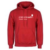 Red Fleece Hoodie-Pediatric Group