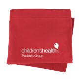Red Sweatshirt Blanket-Pediatric Group