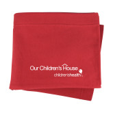 Red Sweatshirt Blanket-Our Childrens House