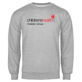 Grey Fleece Crew-Pediatric Group