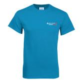 Sapphire T Shirt-Andrews Institute Logo