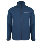 Navy Softshell Jacket-Our Childrens House