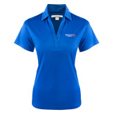 Ladies Royal Performance Fine Jacquard Polo-Andrews Institute Logo
