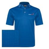 Callaway Magnetic Blue Jacquard Polo-Childrens Health Logo