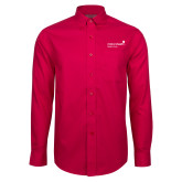 Red House Red Long Sleeve Shirt-Pediatric Group