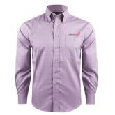 Red House Purple Plaid Long Sleeve Shirt-Childrens Health Logo