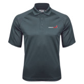 Charcoal Dri Mesh Pro Polo-Childrens Health Logo