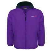 Purple Survivor Jacket-Pediatric Group