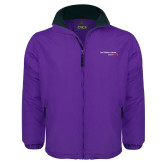 Purple Survivor Jacket-Our Childrens House