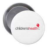 2.25 inch Round Button-Childrens Health Logo