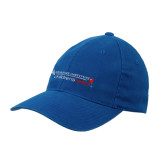 Royal OttoFlex Unstructured Low Profile Hat-Andrews Institute Logo