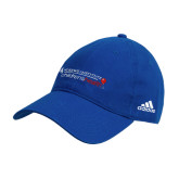 Adidas Royal Slouch Unstructured Low Profile Hat-Andrews Institute Logo