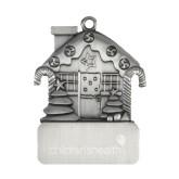 Pewter House Ornament-Childrens Health Logo Engrave