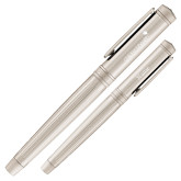 Cutter & Buck American Classic Midlands Silver Rollerball Pen-Childrens Health Logo Engrave