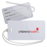 Luggage Tag-Childrens Health Logo