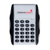 White Flip Cover Calculator-Childrens Health Logo