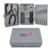 Compact 26 Piece Deluxe Tool Kit-Pediatric Group