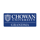 Small Decal-Chowan Grandma, 6in Wide