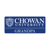 Small Decal-Chowan Grandpa, 6in Wide