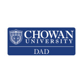 Dad Decal-Chowan Dad, 6in Wide