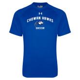 Under Armour Royal Tech Tee-Chowan Soccer