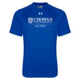 Under Armour Royal Tech Tee-Chowan Alumni