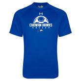 Under Armour Royal Tech Tee-Chowan Hawks Soccer