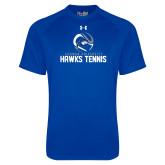Under Armour Royal Tech Tee-Chowan Hawks Tennis