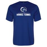 Performance Royal Tee-Chowan Hawks Tennis