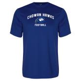 Performance Royal Tee-Chowan Football
