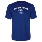 Performance Royal Tee-Chowan Soccer