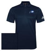 Adidas Climalite Navy Grind Polo-Mascot Logo