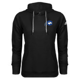 Adidas Climawarm Black Team Issue Hoodie-Mascot Logo