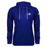 Adidas Climawarm Royal Team Issue Hoodie-Mascot Logo