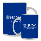 Full Color White Mug 15oz-Chowan Grandma