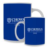 Dad Full Color White Mug 15oz-Chowan Dad