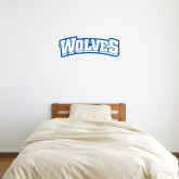 2 ft x 3 ft Fan WallSkinz-Wolves