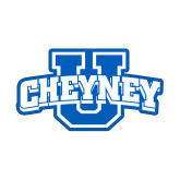 Small Decal-Cheyney U, 6in Wide