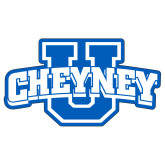Extra Large Decal-Cheyney U, 18in Wide