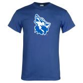 Royal T Shirt-Wolf Head