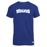 Russell Royal Essential T Shirt-Wolves